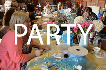 parties Loughborough