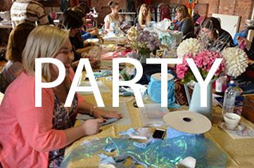 parties Loughborough