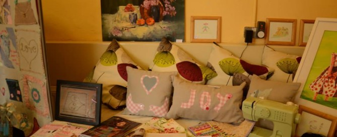cushions by joy to make