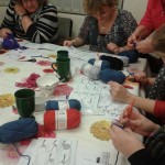 Joy To Make crochet workshop