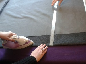 Roman Blind making workshop