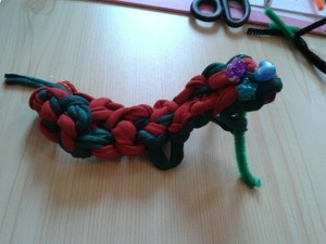Gekko bug crochet Joy To Make