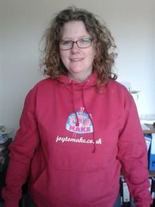 Joy To Make hoodie