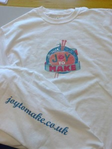 Joy To Make t-shirt